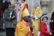 Archbishop John Sentamu said Heaven was not a place in the sky