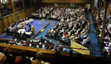 The Church of Scotland General Assembly debate on ordaining gay ...