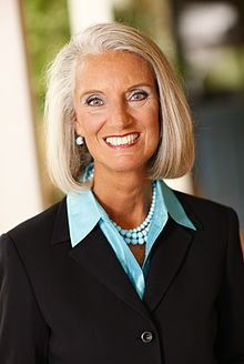 Anne Graham Lotz runs her own teaching ministry, AnGeL