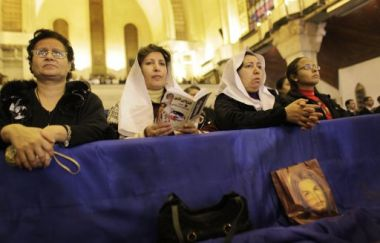 Christians in Egypt are hoping that the victory of Islamist parties ...