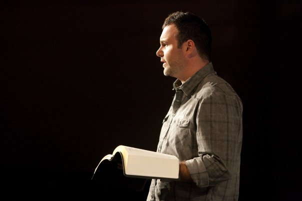 Mark Driscoll is founder of Mars Hill church in Seattle
