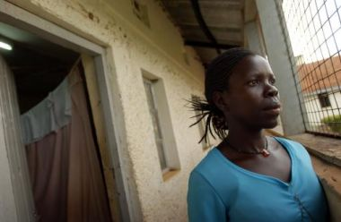 Lucy Aol, from Uganda, is one of thousands of child soldiers trying ...