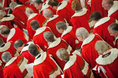 A new report recommends that 80 per cent of the seats in the House of ...