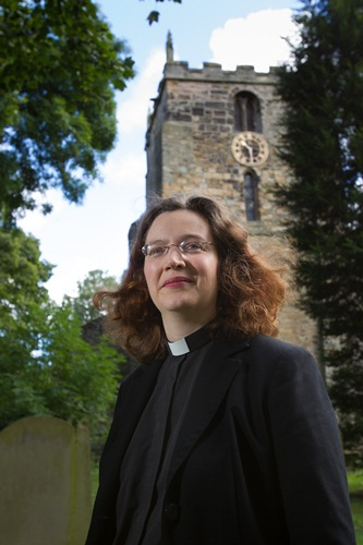 The Rev Dr Miranda Threlfall-Holmes