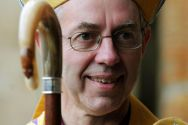 Archbishop-Designate the Right Reverend Justin Welby