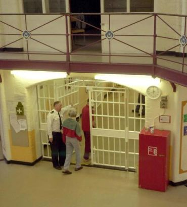 Kingston Prison, Portsmouth, is up for closure
