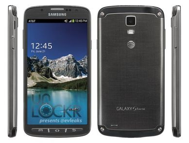Samsung Galaxy S4 Active specs, release date, and features revealed