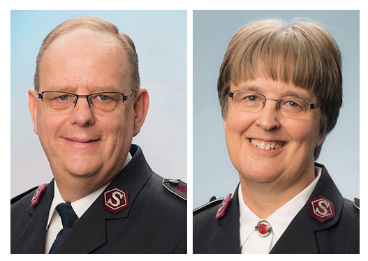UK Salvation Army welcomes appointment of <b>André Cox</b> as new international <b>...</b> - andre-cox