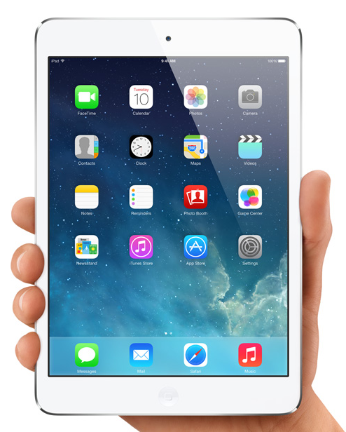 Apple to Hold iPad Event in April at New Headquarters?
