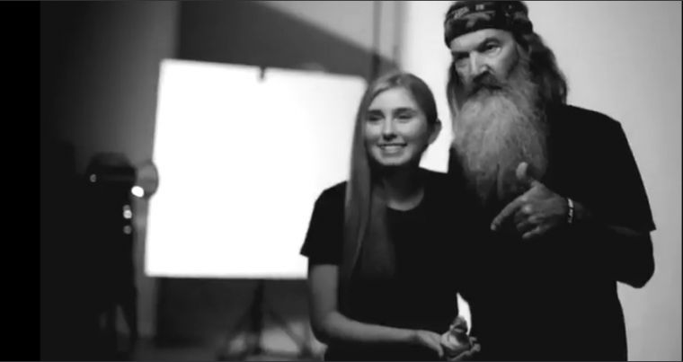 Duck Dynasty's Phil Robertson, Miss Kay, Jep and Reed share about ...