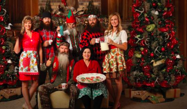 Image result for duck dynasty christmas presents