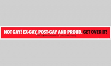 not-gay post-gay bus ads