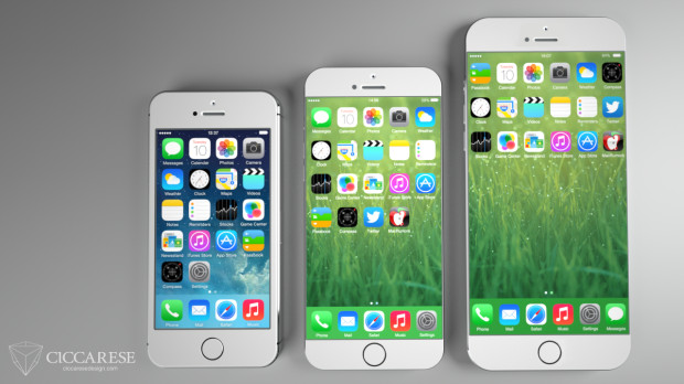 iPhone 6 concepts by C...