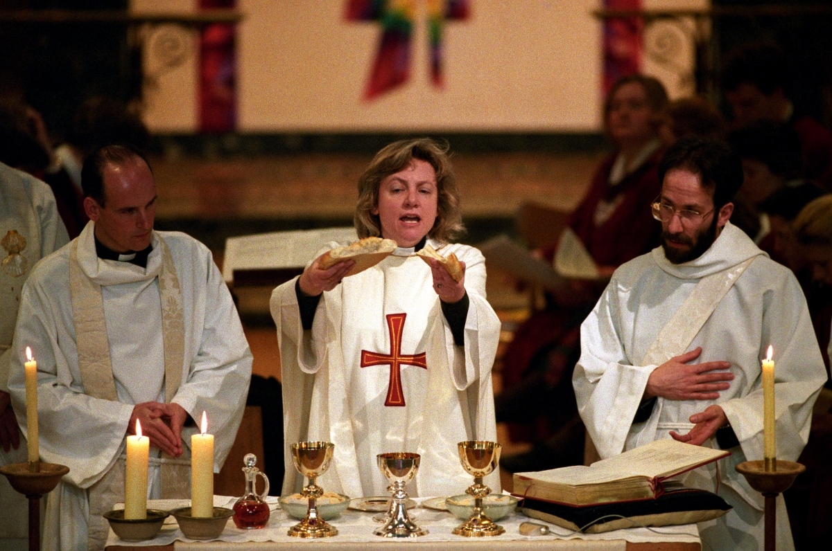 Ordination of women and the Catholic Church