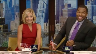 michael strahan joins abc 39 s 39 good morning america 39 after. Black Bedroom Furniture Sets. Home Design Ideas