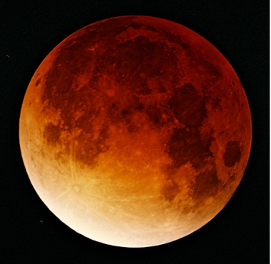 Four blood moons dates in Sydney