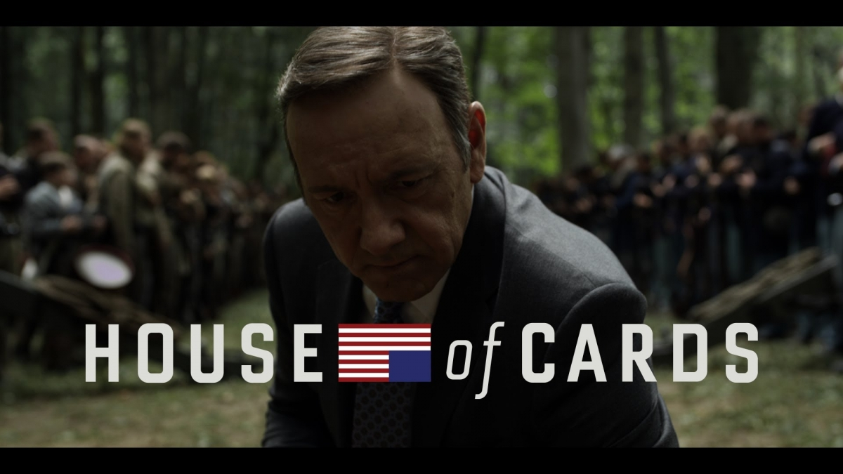 House of cards release date in Sydney