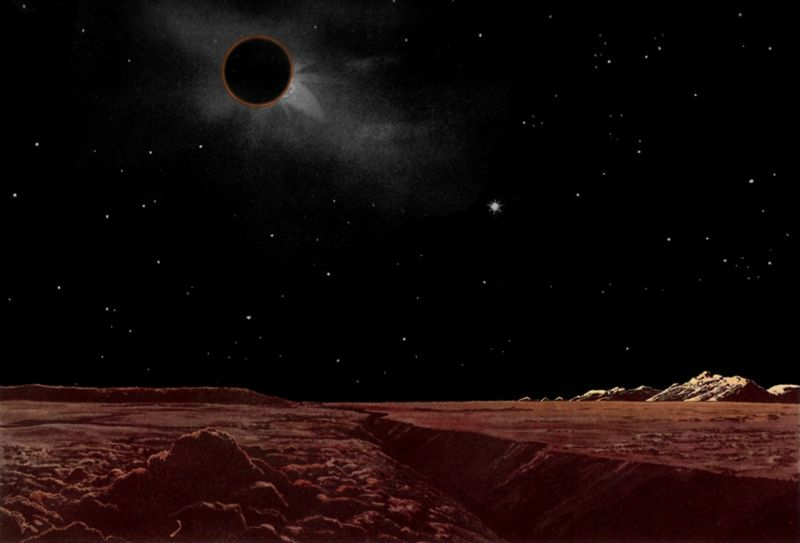 Blood Moon Nasa 2014 Four blood moons and