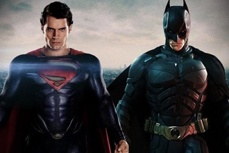 Batman vs Superman movie release date coincides with Captain.