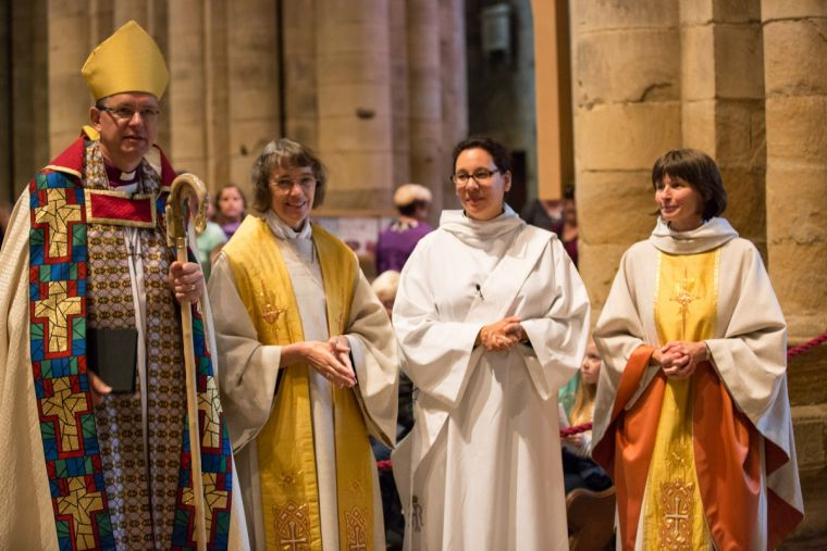 Women as priests? Some say it's time but admit it's unlikely