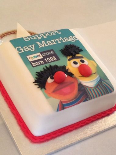 Northern Ireland's Gay Cake