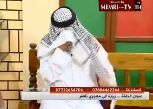 Iraqi TV host cries on-air over Christians persecuted by ISI