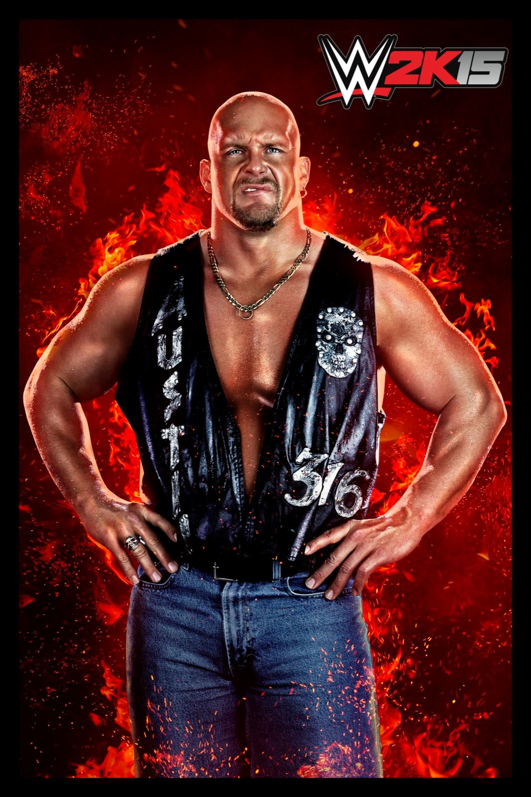 Stone Cold Steve Austin : Wwe k roster complete list christian news on