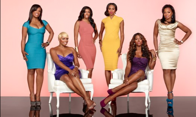 Real housewives of atlanta season 7 news no more physical fights