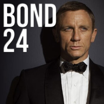 when is the next james bond film