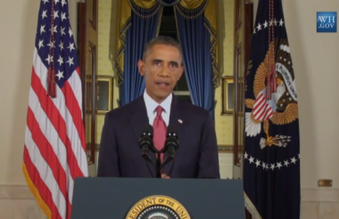 Obama address video