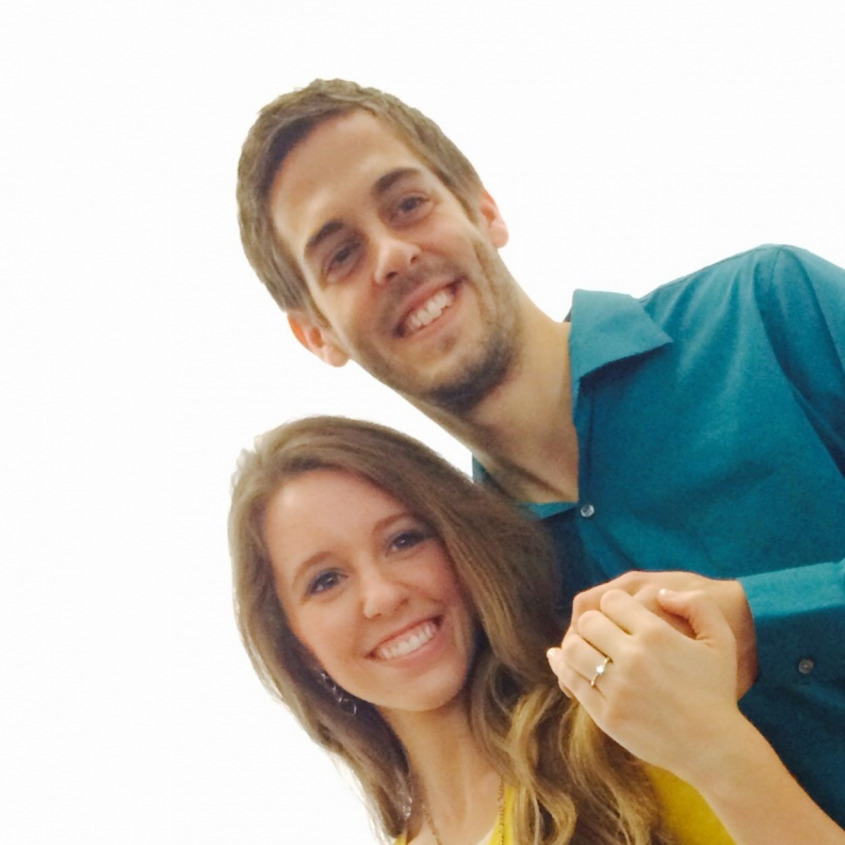 19 Kids And Counting S Jill Duggar And Derick Dillard: Jill Duggar: 19 Kids And Counting Star Thrilled To Enter