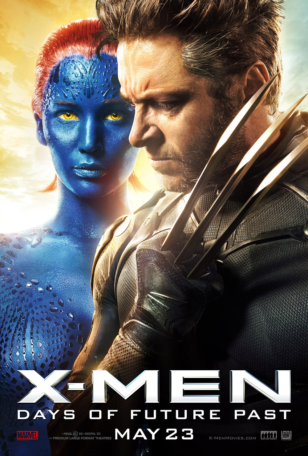 'X-Men: Apocalypse' to center on Magneto-Mystique-Beast ...