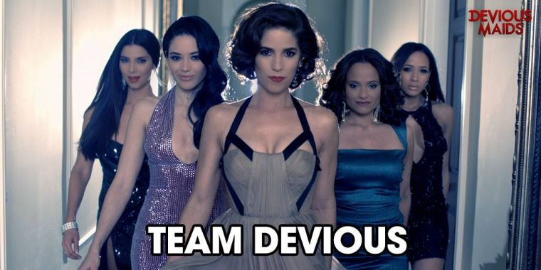 """: Devious Maids/ Facebook) What will happen when the """"Devious Maids ..."""