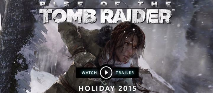 Tomb raider ps4 release date in Sydney