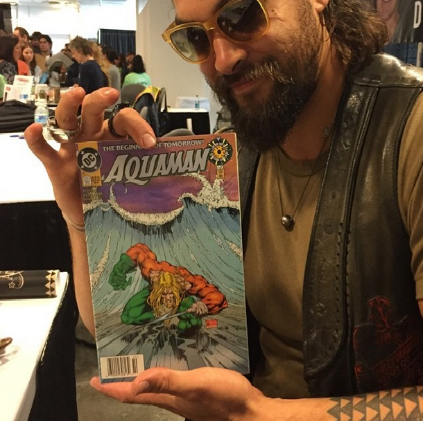 'Aquaman' Movie Spoilers: Jason Momoa Speaks Up About