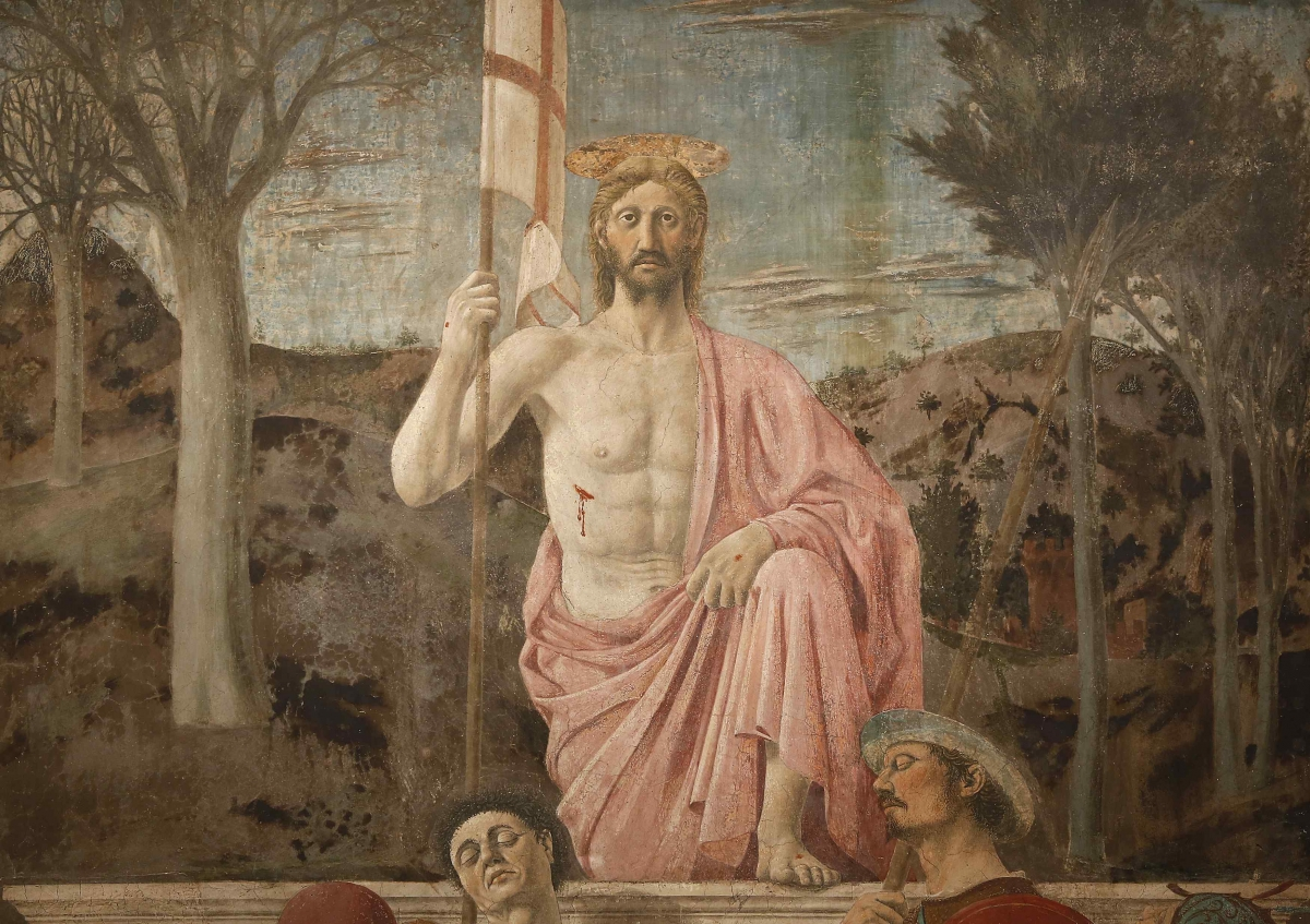 images of jesus renaissance Here's a look at how images of jesus' face have changed over the centuries the changing face of jesus renaissance painting by titian.