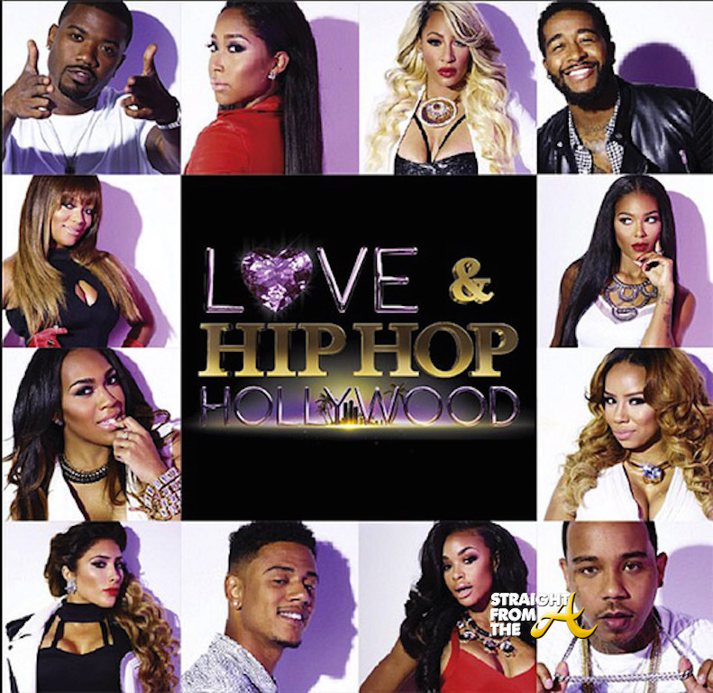 'Love and Hip Hop Hollywood' reunion: Princess Love and ...