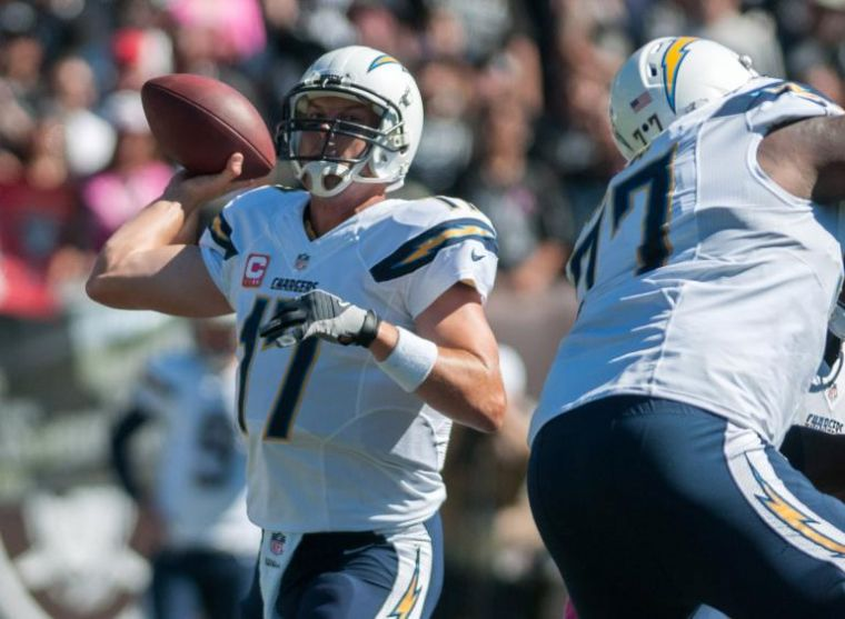 Nfl Football 2014 San Diego Chargers Vs Baltimore