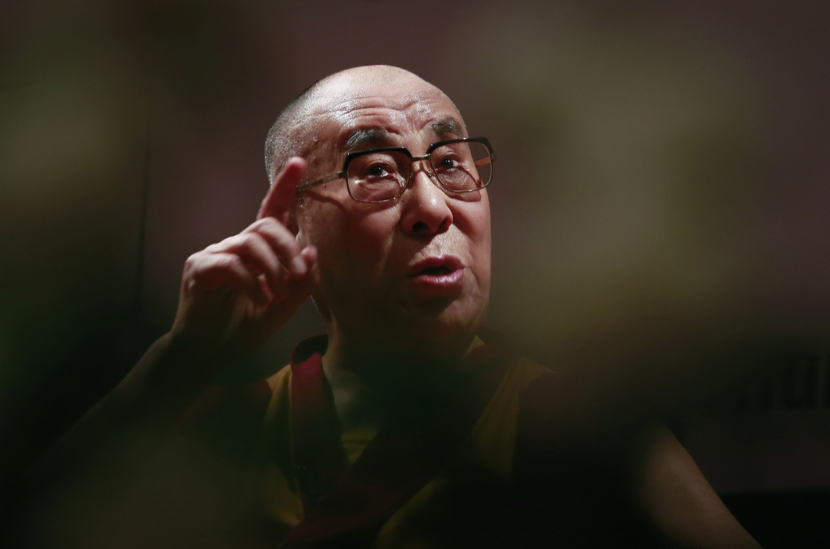 why is the dalai lama living Dharamsala, sep 30 (ians) revered by the tibetans as a 'living god' and idolised in both the orient and the west, the dalai lama, known for his simplicity.