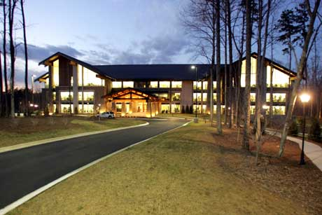 Billy Graham New Hq Dedicated With Blessing By Us
