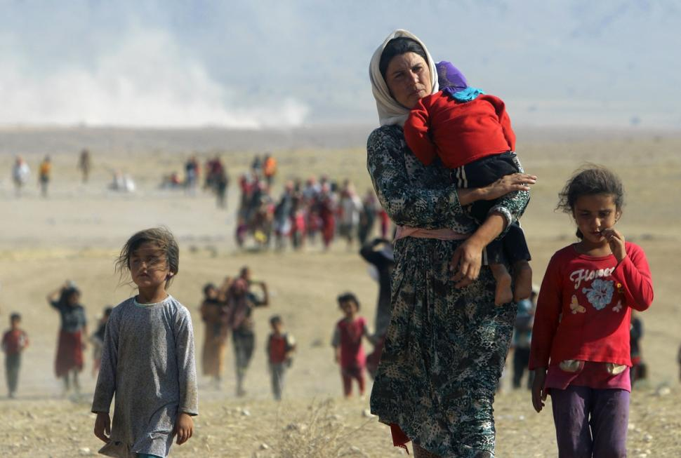 Image result for iraqi refugees