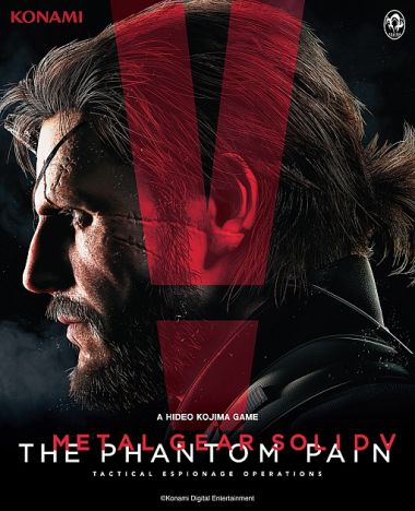 Metal Gear Solid 5: The Phantom Pain Release Date at GDC 2015 ...