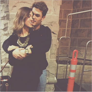 Sadie robertson and blake coward enjoyed a sweet valentine s day with