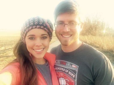 Ben and jessa seewald go sunset jogging facebook ben seewald
