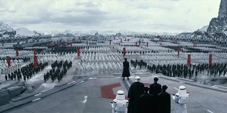 star wars first order starkiller base