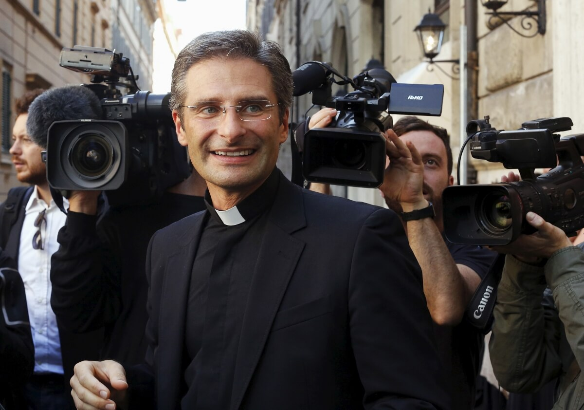 Gay Priest Fired In Vatican City on The Eve of Synod