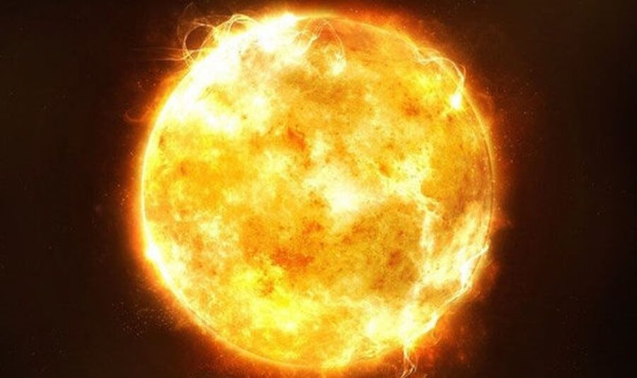 Sun captured in ultra-HD glory by NASA