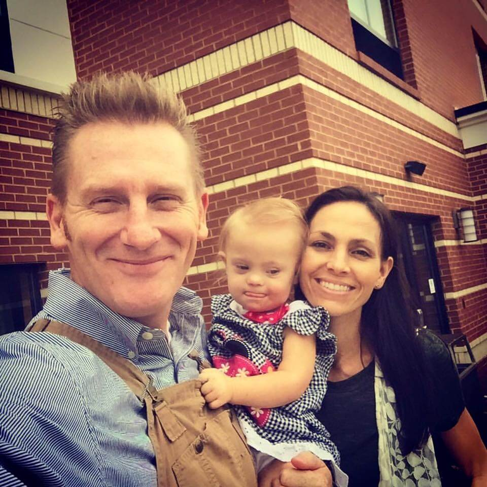 Rory Feek Reflects on Meeting Wife Joey - 'A Beautiful Brown-Eyed Girl'