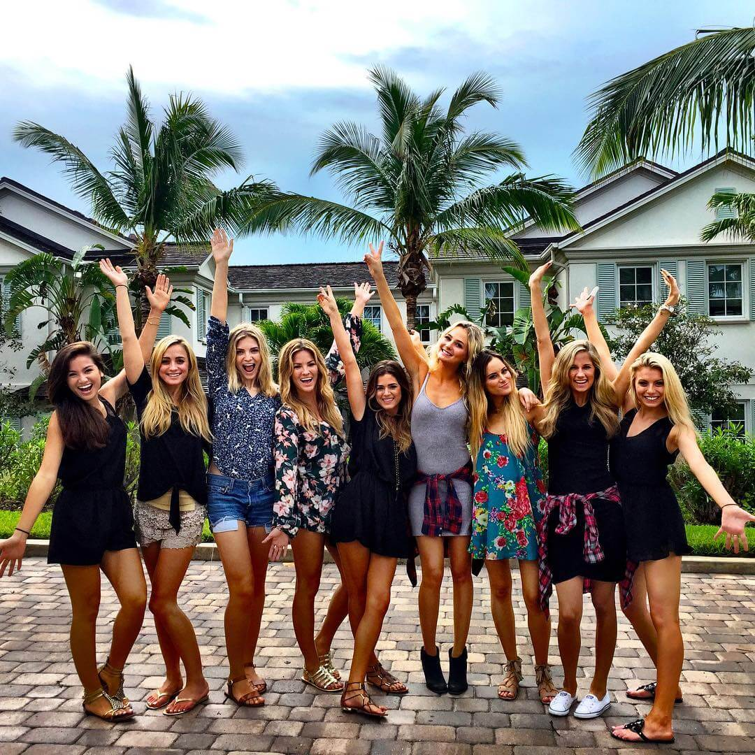 The Bachelor 2016: Things get stormy in The Bahamas