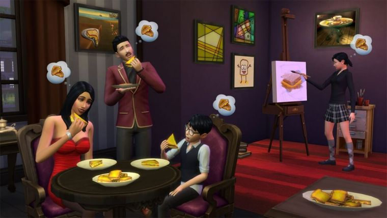 how to move out sims 4 ps4